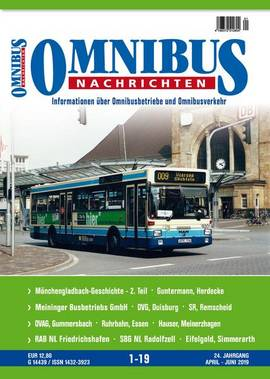 Omnibus-Nachrichten 1-19