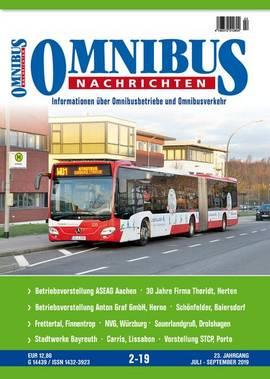 Omnibus-Nachrichten 2-19